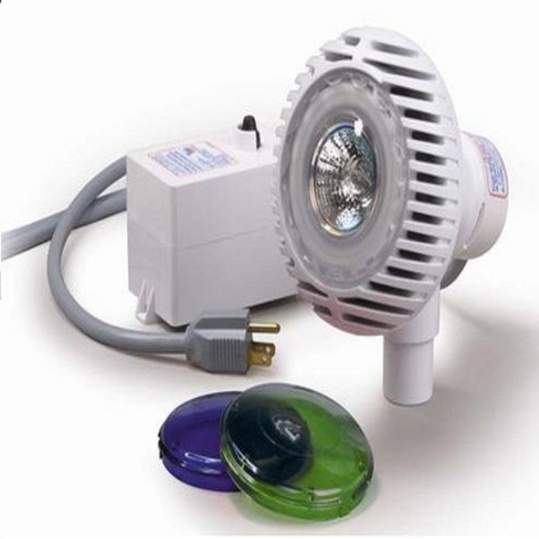 Pool Central White Aqua Luminator Halogen Light for Swimming Pool and Spa - image 1 of 3