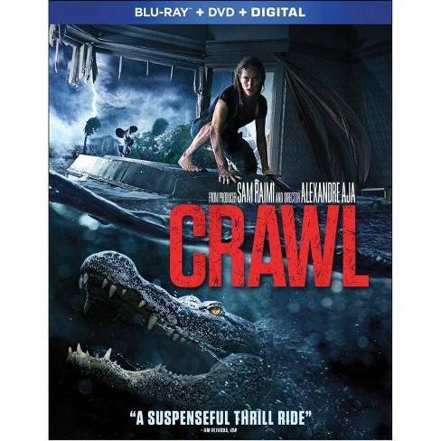 Crawl (Blu-Ray + DVD + Digital) - image 1 of 1