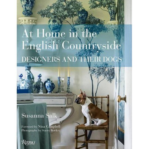 At Home in the English Countryside - by  Susanna Salk (Hardcover) - image 1 of 1