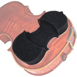 AcoustaGrip Prodigy Violin and Viola Shoulder Rest Charcoal