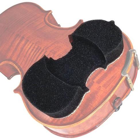AcoustaGrip Prodigy Violin and Viola Shoulder Rest Charcoal - image 1 of 1