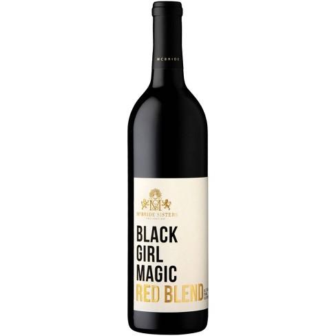 Black Girl Magic Red Blend Wine - 750ml Bottle - image 1 of 2