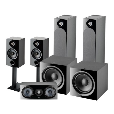 Focal Chora 5.2.2 Channel Dolby Atmos Surround Sound Speaker Package
