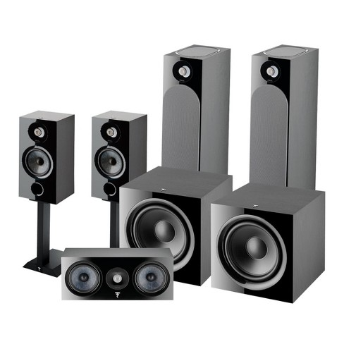 Focal Chora 5.2.2 Channel Dolby Atmos Surround Sound Speaker Package - image 1 of 4