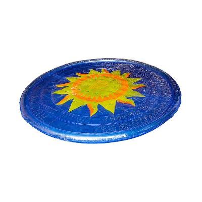 Solar Sun Rings UV Resistant Above Ground Inground Swimming Pool Hot Tub Spa Heating Accessory Circular Heater Solar Cover, SSC, Sunburst