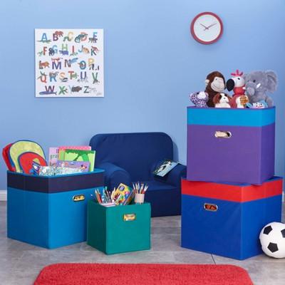 RiverRidge® 16x16 Jumbo Floor Folding Storage Bin : Target