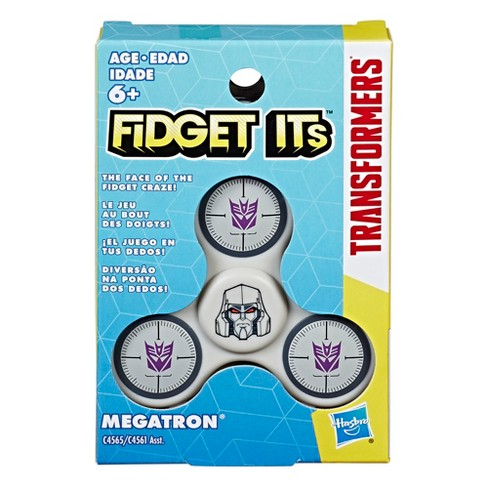 Fidget Its Transformers Megatron Graphic Spinner - image 1 of 9