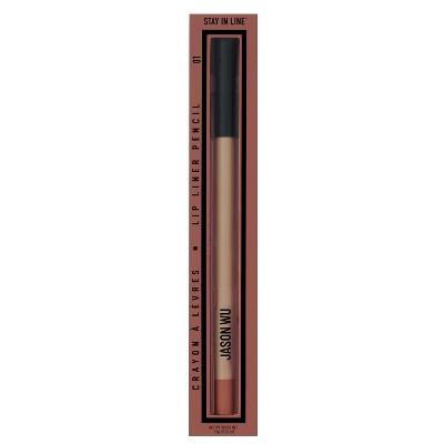 Jason Wu Beauty Stay In Line Lip Liner Pencil - 0.06oz