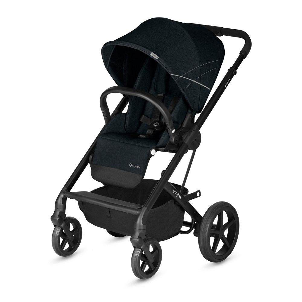 Image of Cybex Balios S Stroller - Lavastone Black