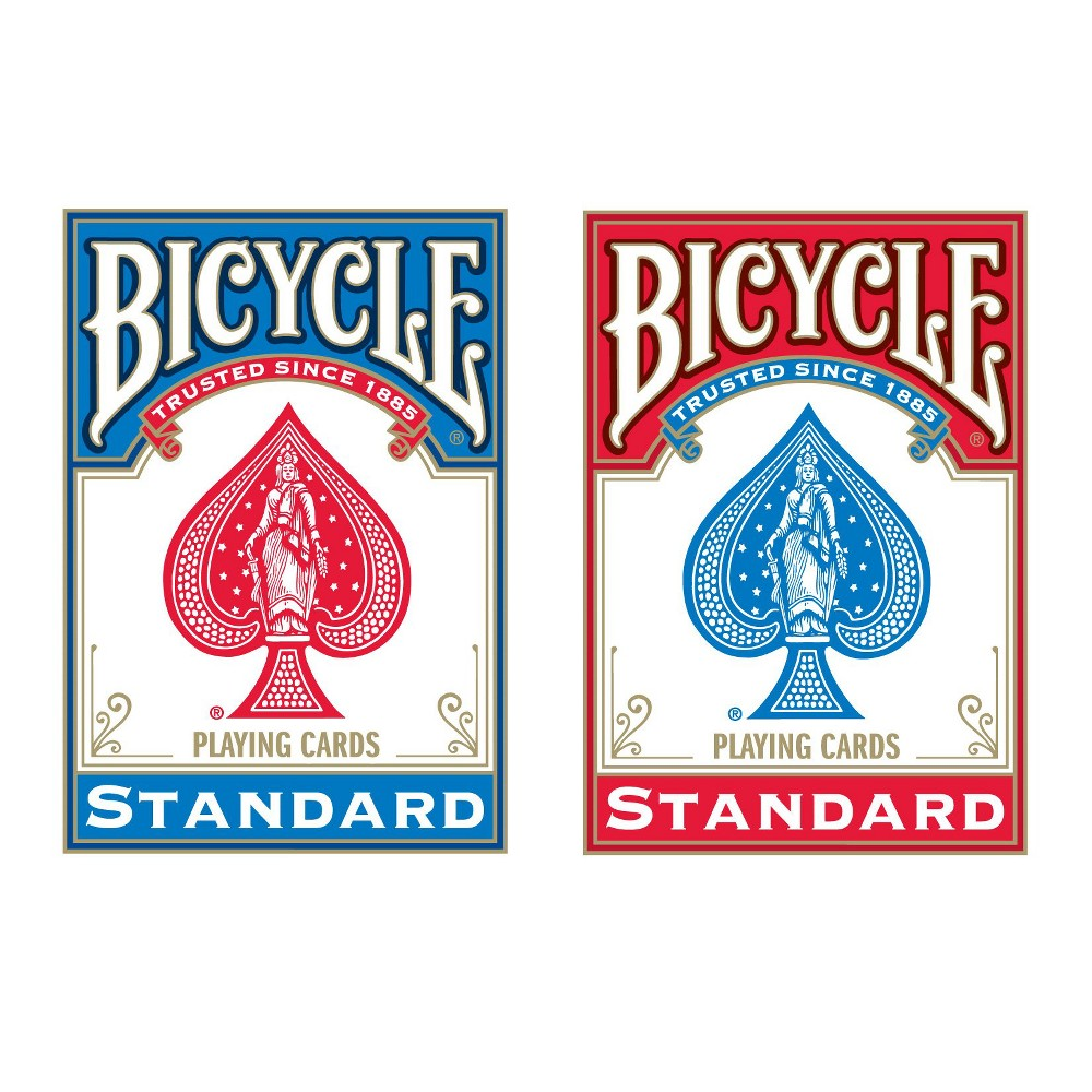 Bicycle Standard Playing Cards 2pk
