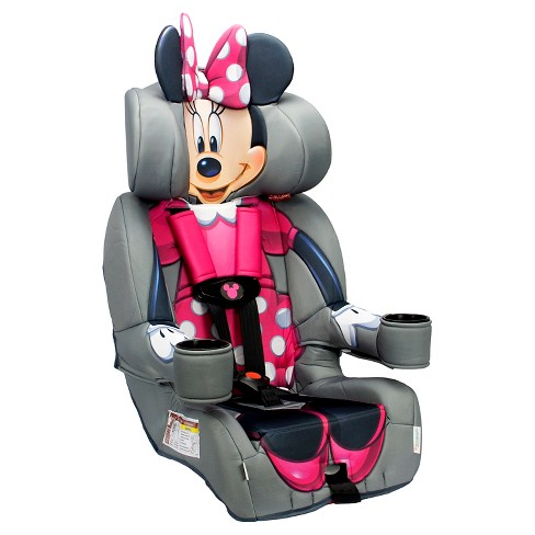 KidsEmbrace Disney Minnie Mouse Combination Harness Booster Car Seat Target