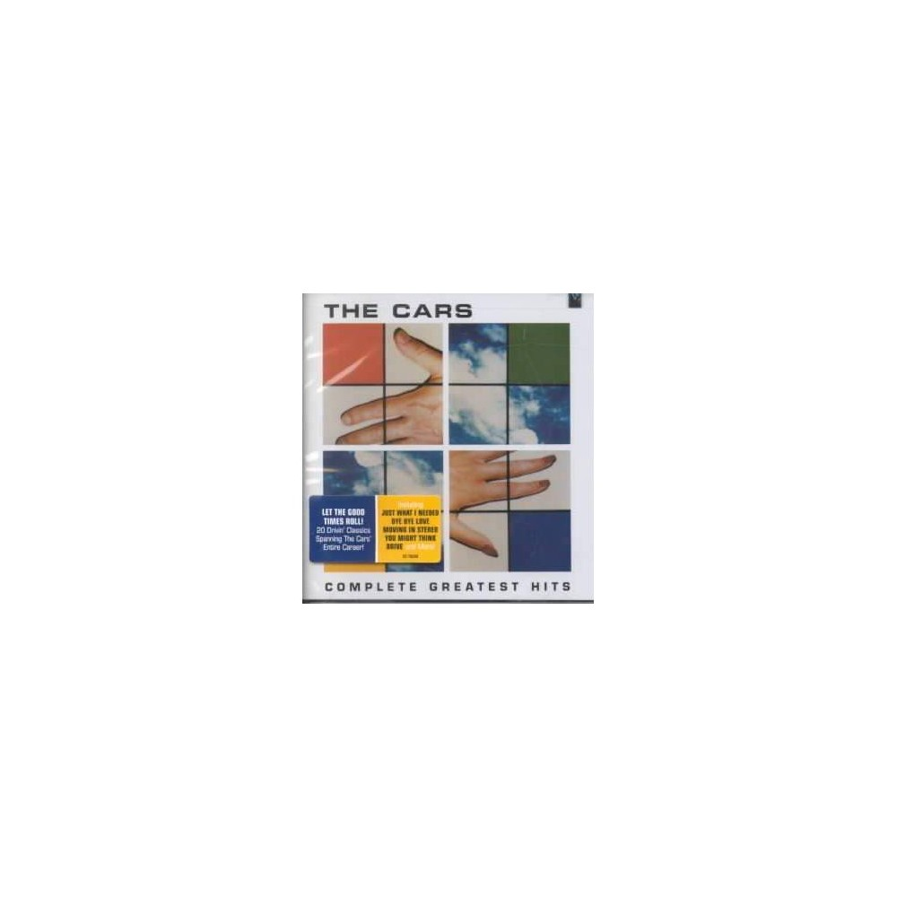 The Cars Complete Greatest Hits Cd