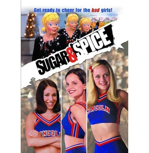 Sugar & Spice (DVD) - image 1 of 1