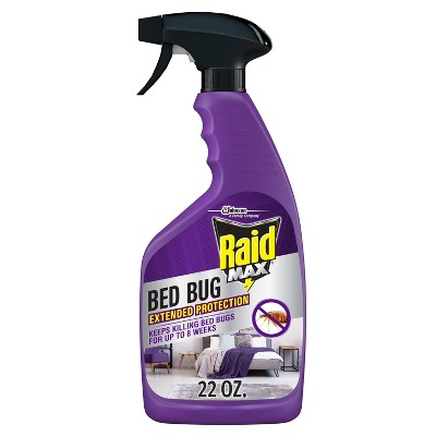 Raid Max Bed Bug Trigger - 22 fl oz