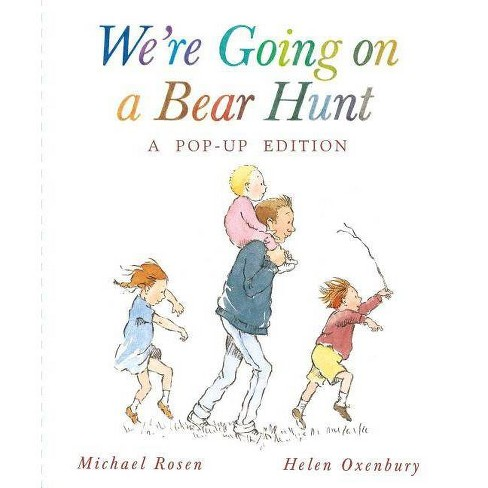 We're Going on a Bear Hunt - by  Michael Rosen (Hardcover) - image 1 of 1