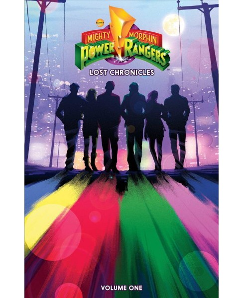 Mighty Morphin Power Rangers : Lost Chronicles -  by Kyle Higgins & Tom Taylor & Terry Moore (Paperback) - image 1 of 1