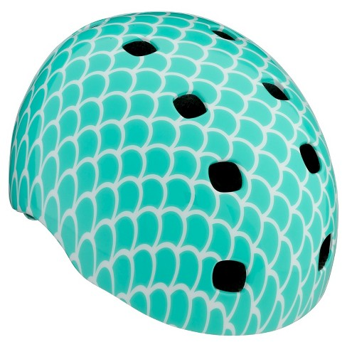 Schwinn Youth Girls' Burst Helmet - Teal - image 1 of 5