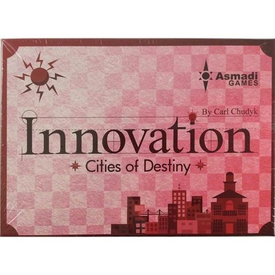 Innovation - Cities of Destiny Board Game