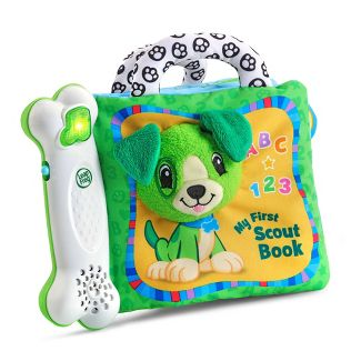 LeapFrog My First Scout Book