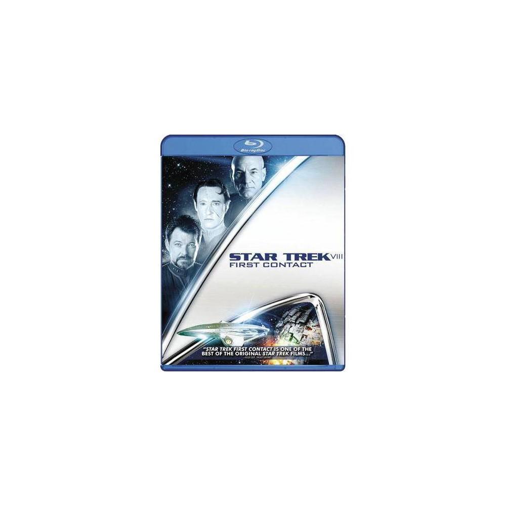 Star Trek First Contact Blu Ray 2009