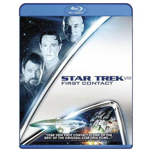 Star Trek: First Contact (Blu-ray) - image 1 of 1
