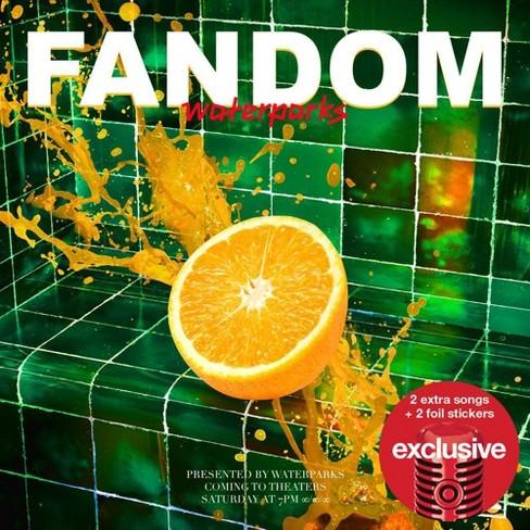 Waterparks - FANDOM (Target Exclusive, CD) - image 1 of 1