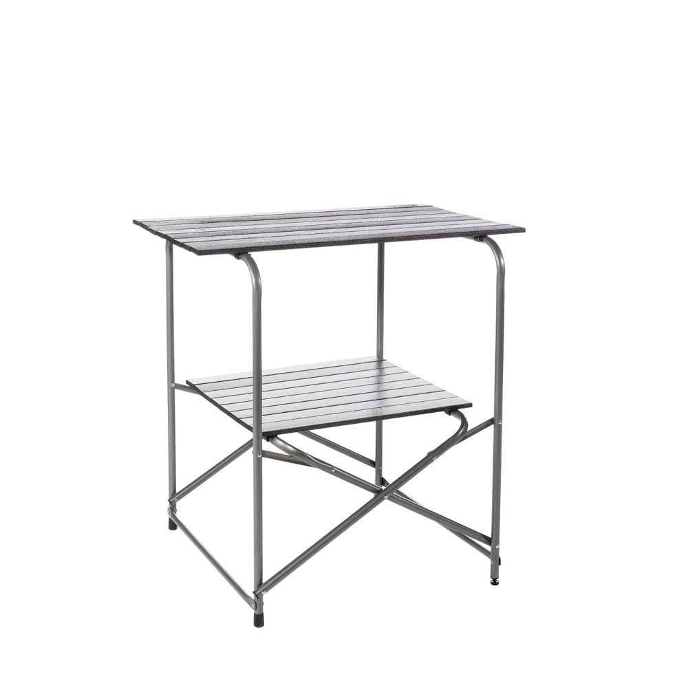 Image of Kamp-Rite Portable Table - Gray