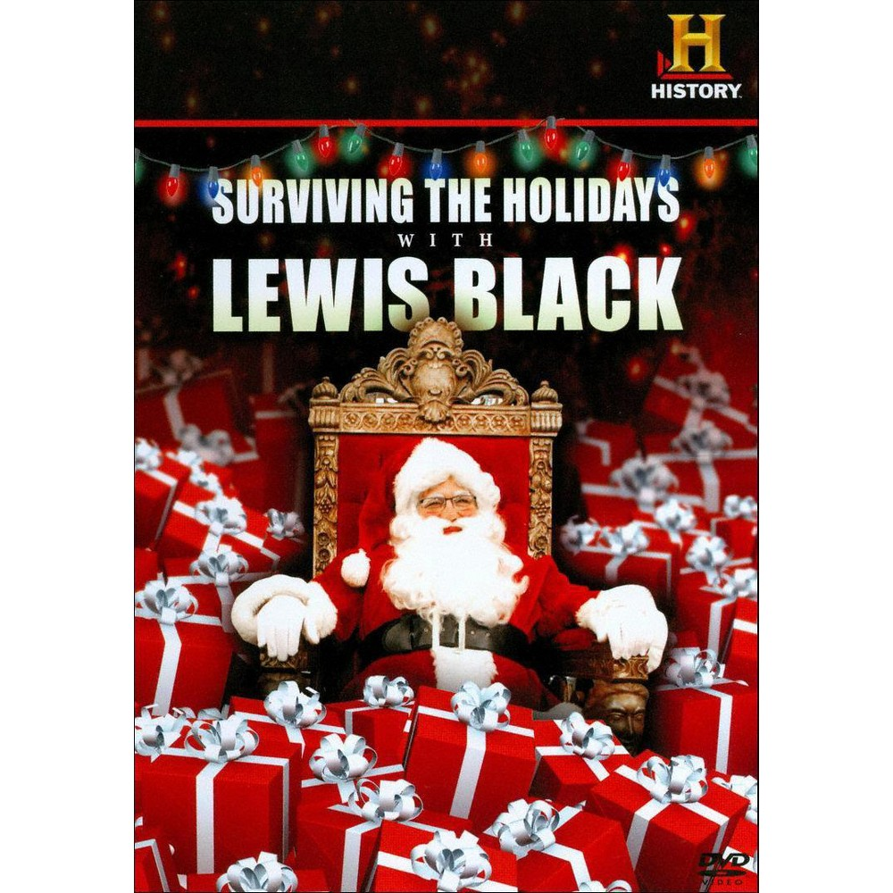Surviving The Holidays With Lewis Bla (Dvd)