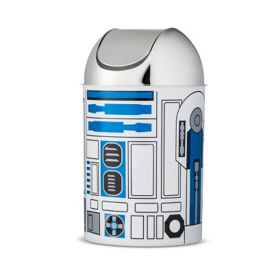 Star Wars® R2-D2 Trash Can with Lid