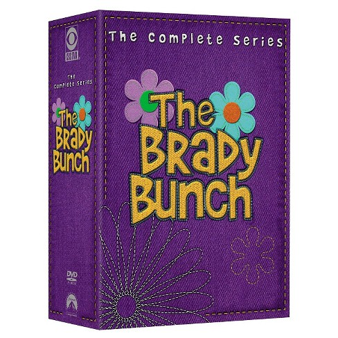 The Brady Bunch: The Complete Series (20 Discs) (dvd_video) - image 1 of 1