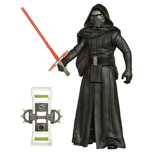 Star Wars The Force Awakens 3.75-Inch Figure Forest Mission Kylo Ren - image 1 of 2
