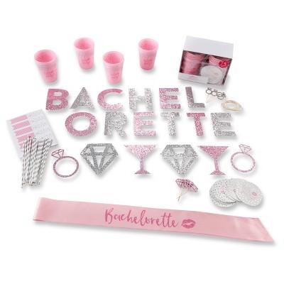 74ct Let's Party Bachelorette Party Kit