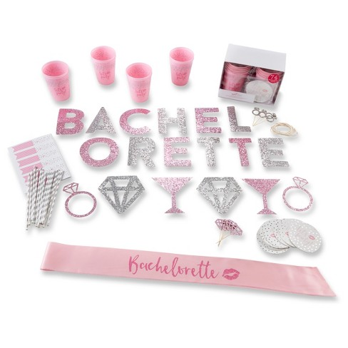 74ct Let's Party Bachelorette Party Kit - image 1 of 3