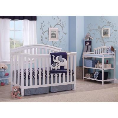 Sorelle Berkley Standard Full-Sized Crib White