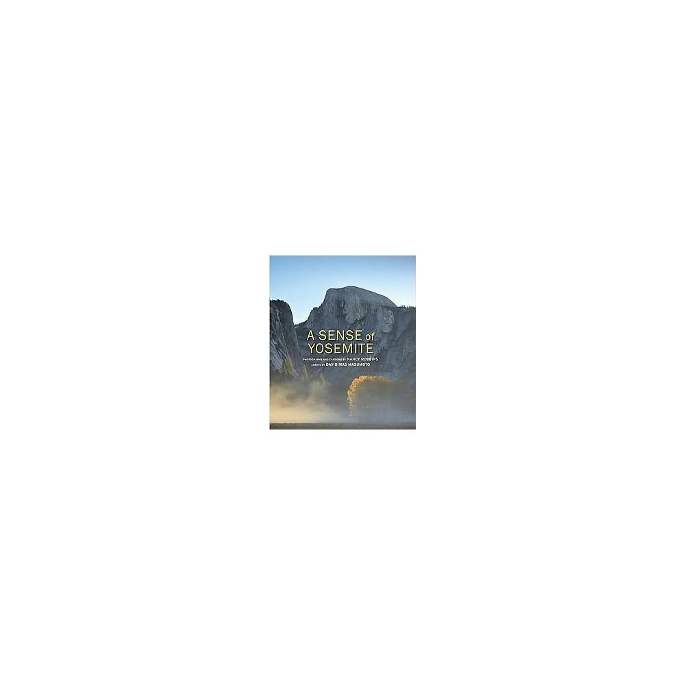 Sense of Yosemite (Hardcover) (David Mas Masumoto)