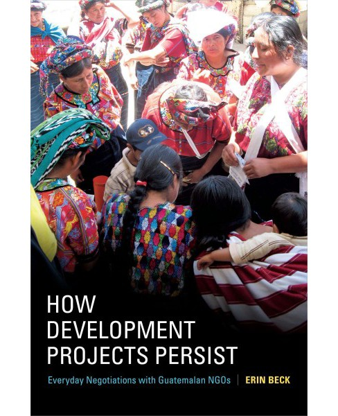 How Development Projects Persist : Everyday Negotiations with Guatemalan NGOs (Hardcover) (Erin Beck) - image 1 of 1