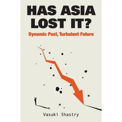 Has Asia Lost It?: Dynamic Past, Turbulent Future - by  Vasuki Shastry (Paperback)
