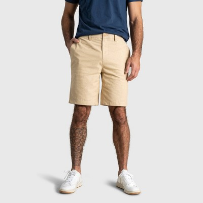 """Men's United By Blue 9"""" Chino Shorts"""