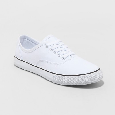 87789a00ed Women s Layla Lace up Canvas Sneakers - A New ...