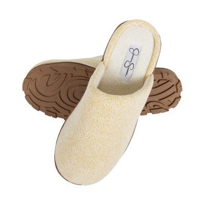 Jessica Simpson Women's Clog Slipper with Memory Foam
