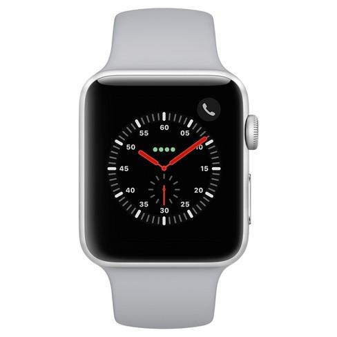 d41af1c21a4 Apple Watch Series 3 42mm (GPS + Cellular) Aluminum Case   Target
