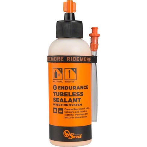 Orange Seal Endurance Tubeless Tire Sealant with Twist Lock Applicator - 4oz - image 1 of 1