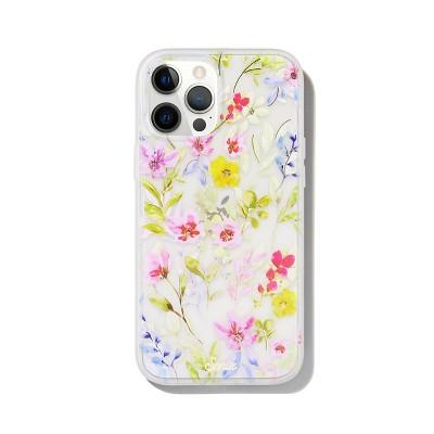 Sonix Apple iPhone Clear Coat Case - Prairie Floral