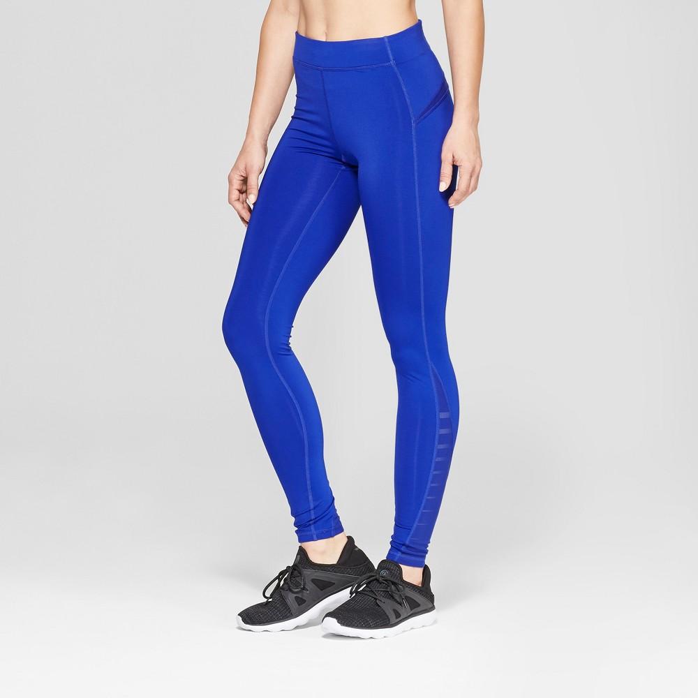 Women's Running Mid-Rise Leggings 28.5 - C9 Champion Cobalt Blue L