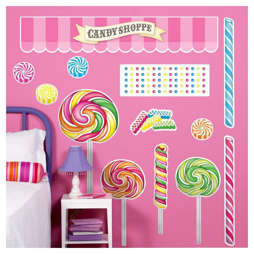 Image of Candy Shoppe Wall Decal