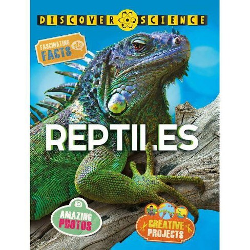 Discover Science: Reptiles - by  Belinda Weber (Paperback) - image 1 of 1