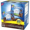 Oreo Thins Bites Fudge Dipped Sandwich Cookies Multipack - 20ct - image 4 of 4