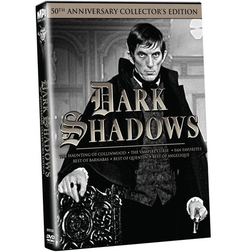 Dark shadows:50th anniversary compila (DVD) - image 1 of 1