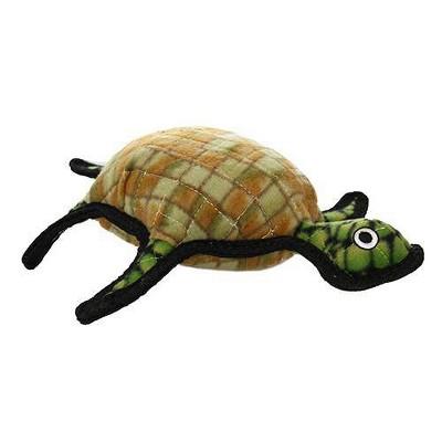 Tuffy Ocean Creature Turtle Dog Toy