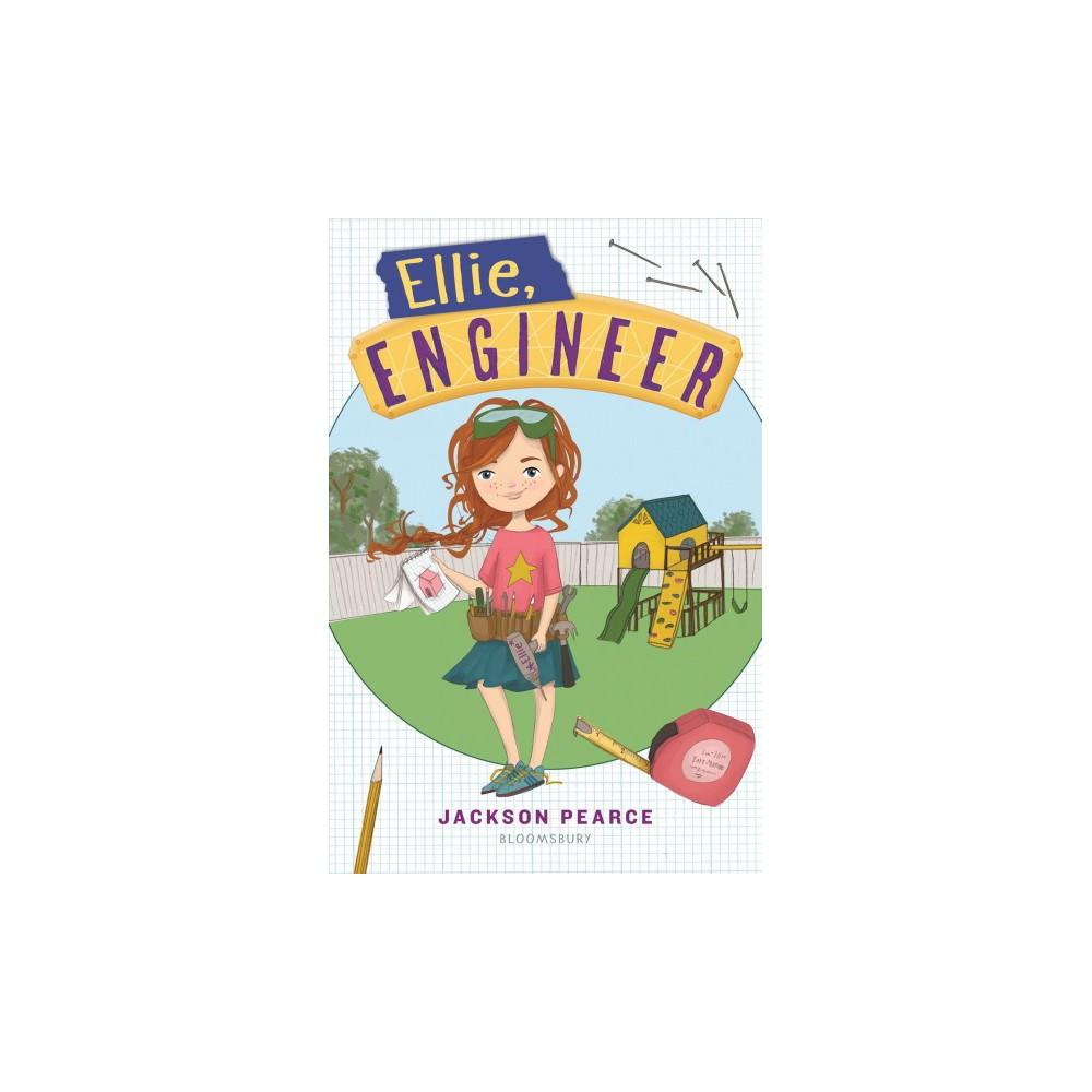 Ellie, Engineer - Reprint (Ellie, Engineer) by Jackson Pearce (Paperback)